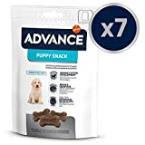 Advance Snacks Para Perro Puppy - Paquete de 7 x 150 gr - Total 1050 gr