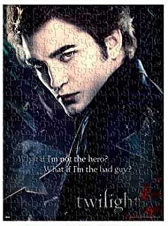 NECA Twilight Puzzle Edward Broken Glass