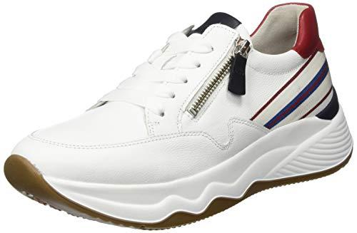 Gabor Shoes Damen Jollys Sneaker, Blau (Marine Kombi 20), 41 EU