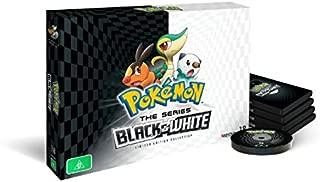 Pokémon The Series: Black and White Collection - 18-DVD Box Set ( Pokemon - Black and White / Pokemon - BW Rival Destinies / Pokemon - BW Adventures i [ NON-USA FORMAT, PAL, Reg.0 Import - Australia ]