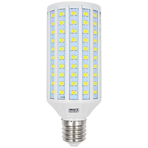 MENGS E40 Bombillas LED 50W Lámpara LED, Equivalente 400W Halógena lampara LED, blanco frío 6000K, 4400LM, AC 85-265V luces LED