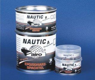 4,5 kg Epoxid-Spachtel - Nautic