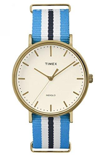 Timex Reloj Analogico para Mujer de...
