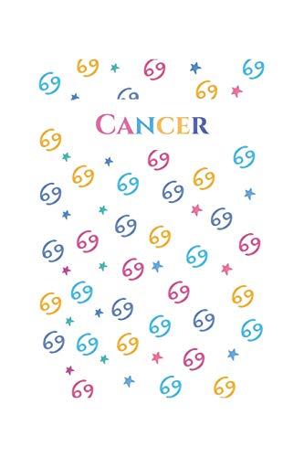 cancer: zodiac sign cancer gift idea - New year horoscope journal