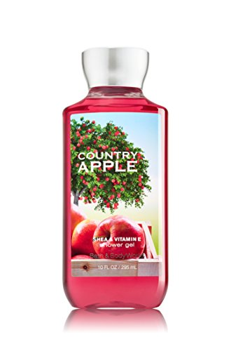 Bath and Body Works Country Apple Shower Gel 10 Ounce...