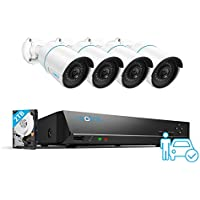 Reolink 8MP 8-Channel Security Camera System with 2TB HDD