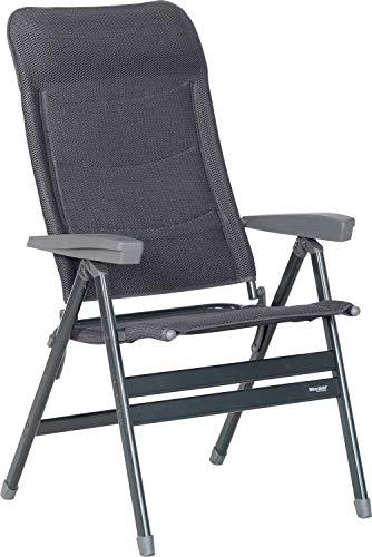 Westfield Chaise de Camping Advancer XL DL Anthracite
