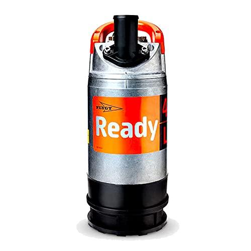 Flygt - Bomba de elevación READY4R 0,40 kW con regulador de nivel de hasta 15 m3/h monofásico 220 V