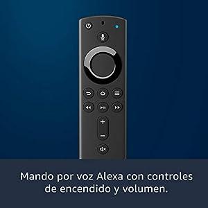 Amazon Fire TV Stick 4K Ultra HD con mando por voz Alexa de última generación   Reproductor de contenido multimedia en streaming