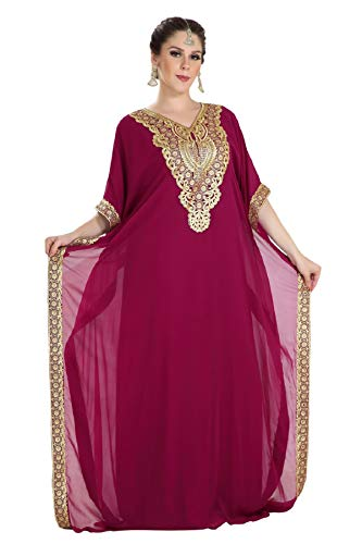 Árabe Princesa Vestido de Novia KHALEEJI Thobe Oversize Dubai Farasha Maxi 7963