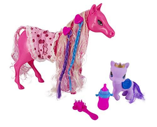 Toys Outlet - Fashion 5401253340. Caballo con Pony.