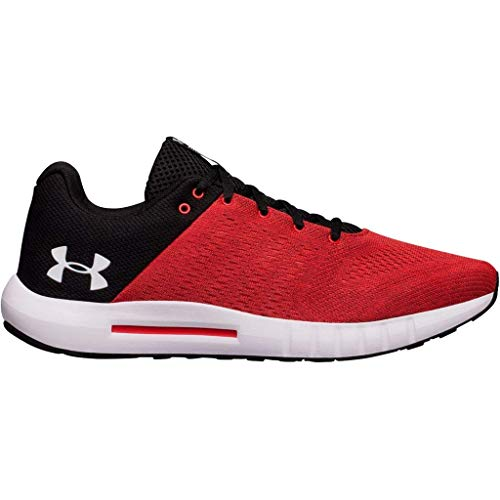 Under Armour UA Micro G Pursuit, Zapatillas de Running para Hombre, Rojo (Pierce), 42 EU