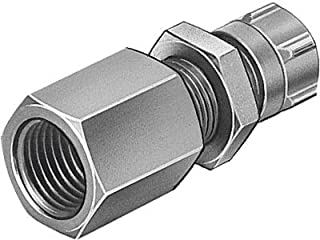 Parker 24PLP-4-4-pk5 Composite Push-to-Connect Fitting Glass Reinforced 6.6 Nylon Pack of 5 1//4 Push-to-Connect Manifold Tube to Tube