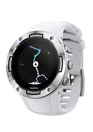 Suunto 5 Reloj multideporte GPS blanco