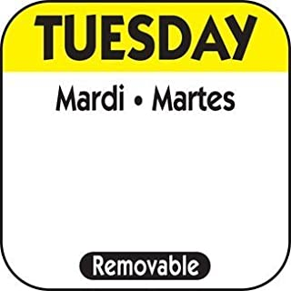 Removable (Tuesday)