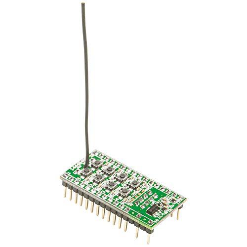 ELV Homematic Komplettbausatz 8-Kanal-Empfangsmodul HM-MOD-Re-8, für Smart Home/Hausautomation