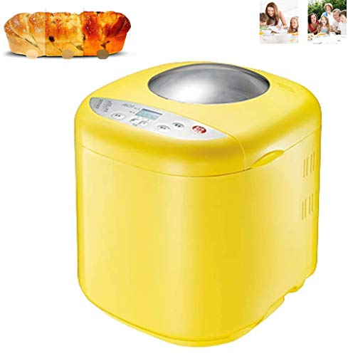 Check Out This WellingA Bread Maker, Multifunctional Automatic Baking Kitchen Cooking Bread Maker 10...