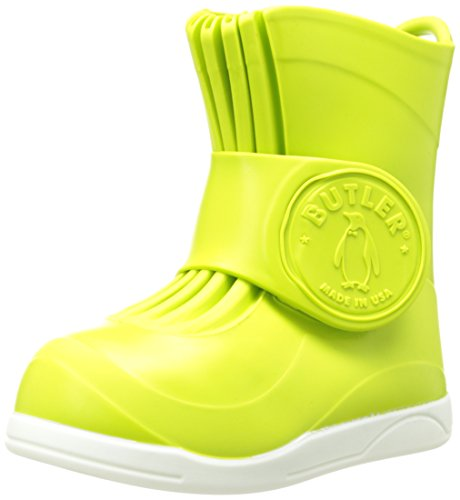 Butler Boot Over Boot (Toddler/Little Kid),Bright Lime,8 M US Toddler