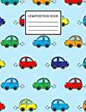 car Composition Book: Kawaii Cute car Notebook, 120 Pages Wide Ruled Paper Lined Notebook Journal for Teens Kids Students Back to School (car Lovers Composition Notebooks).
