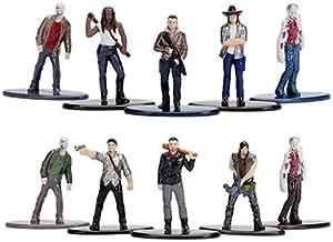 Jada Toys Walking Dead Nano Metalfigs Die-Cast Mini-Fig. 5-Pack Set