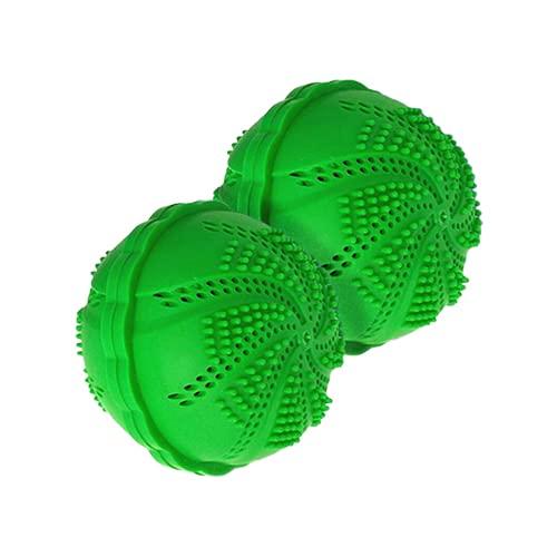 Waswasbal van ECO SPIN - Opgebruikt 1000 ladingen - 1 of 2 eenheden - Milieuvriendelijk, volledig natuurlijk wasmiddel Alternatief - Wasbal voor wasmachine Eenvoudig te gebruiken Perfect cadeau Bespaar geld BH Cup (2) (1)