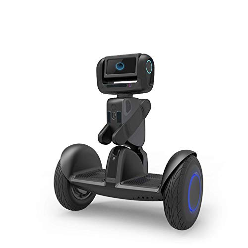 Segway Ninebot LOOMO Advanced Personal Robot and Personal Transporter, Black