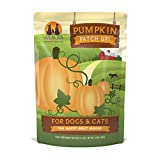Weruva Pumpkin Patch Up!, Pumpkin Puree Pet Food Supplement For Dogs & Cats, 2.80Oz Pouch (Pack Of...