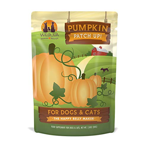 Weruva Pumpkin Patch Up!, Pumpkin Puree Pet Food Supplement For Dogs &...