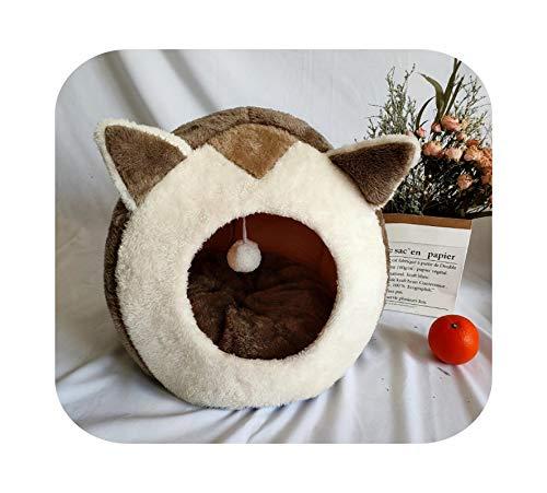 #N/D Warmes, gemütliches Haustierbett für Hunde und Katzen, Winterschlafsack,...