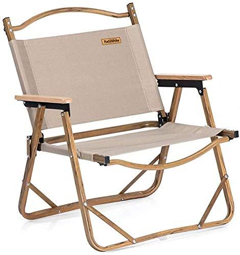 Camping pêche Oxford Chair Fabric Portable Chaise pliante respirant confortable durable résistant à la déchirure for la randonnée voyage Garden Beach