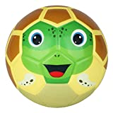 WEIER Pro Mini Soccer Ball 6 Inch Animal Style Free Air Foam Ball for Kids Soft,Environmental Protection...