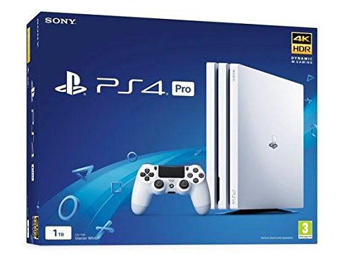 PS4 Pro blanche 1 To