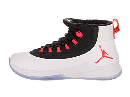 Zapatillas Jordan – Ultra Fly 2 Blanco/Negro/Rojo Talla: 42,5