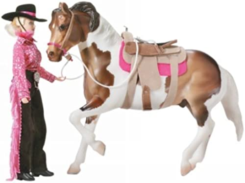 Breyer Let's Go Riding - Western Collectible Set by Breyer