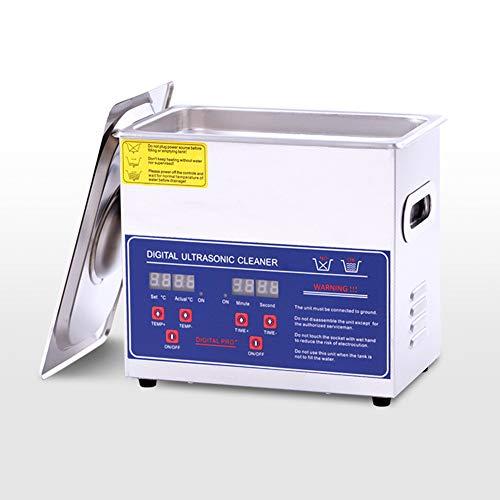 LZH CLEANER 3.0L Professioneller Ultraschallreiniger Schmuck Reinigungsmaschine Reiniger Mit Heizung Zum Messing Brille Prothese Uhr