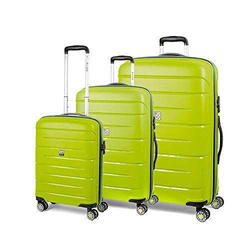 Roncato Set 3 trolley G+m+c 4 W Starlight 2.0 koffer, 79 cm