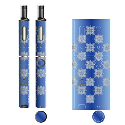電子たばこ タバコ 煙草 喫煙具 専用スキンシール 対応機種 プルームテックプラスシール Ploom Tech Plus シール Lovely & Gorgeous 08ジュエリー 22-pt08-ca0327