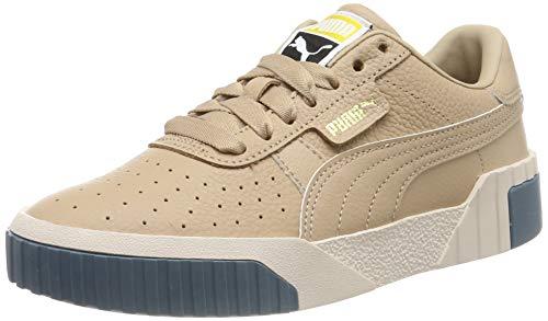 Puma Damen Cali WN's Sneaker, Nougat Team Gold, 36 EU