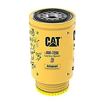 Caterpillar 3087298 308-7298 FUEL WATER SEPARATOR Advanced High Efficiency