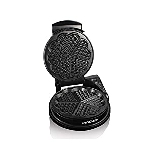 Unique Quad Baking System allows you to select the ideal flavor, texture, and color Versatile waffle maker that allows you to choose between deep bake mode for a more uniform texture or fast bake for a crisper exterior and softer interior The WaffleP...