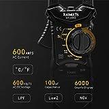 Zoom IMG-2 pinza amperometrica kaiweets multimetro automatica
