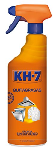 KH-7 Quitagrasas Pulverizador Producto de Limpieza Cocina, 750ml