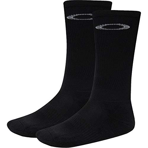 Oakley Herren 3.0 lange Socken - Schwarz - Large