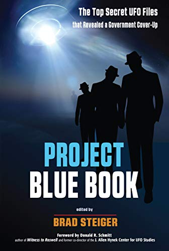 Project Blue Book: The Top Secret UFO Files That Revealed a Government Cover-Up (Mufon)
