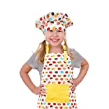 Cotton Child Aprons with Pocket