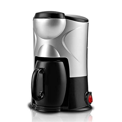 PLEASUR koffiezetapparaat, volautomatische mini-koffiemachine, cadeau, huishouden, draagbare theemachine, keramiek, kopje, kleine filterkoffie