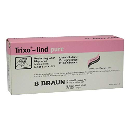 TRIXO LIND pure Pflegelotion parfümfrei 100 ml
