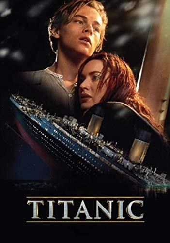 WYFCL 1000-teilige Puzzlespiele für Erwachsene und Kinder - Titanic Movie Poster Picture Puzzle - Große Familie Puzzle Herausfordernde pädagogische Kunstsammlung