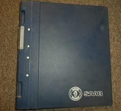 1990- Saab 9000 DI/APC System Service Repair Manual BINDER EDITION factory OEM