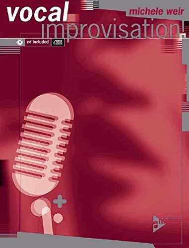 Vocal Improvisation: Book & CD (Advance Music)